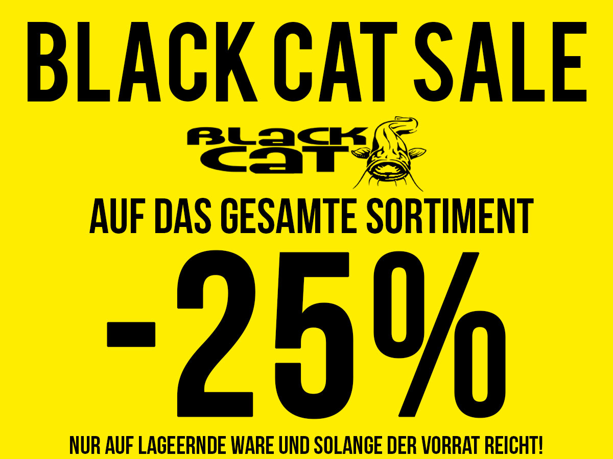 Black Cat Sale