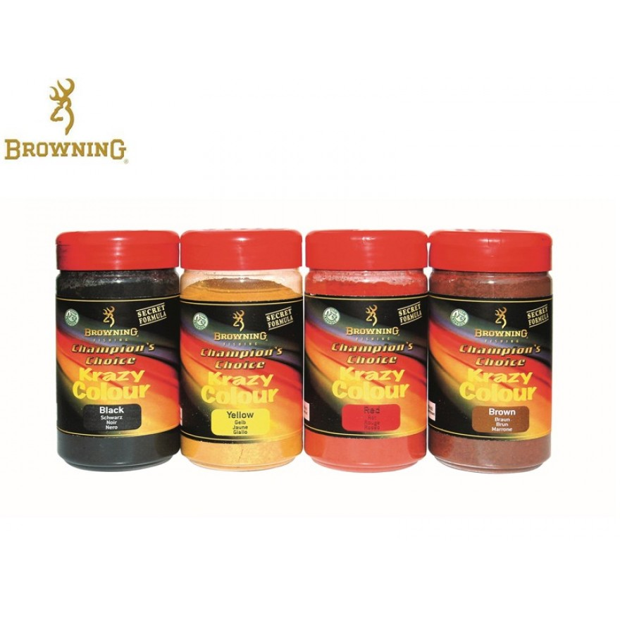 Browning Krazy Colour brown 400ml