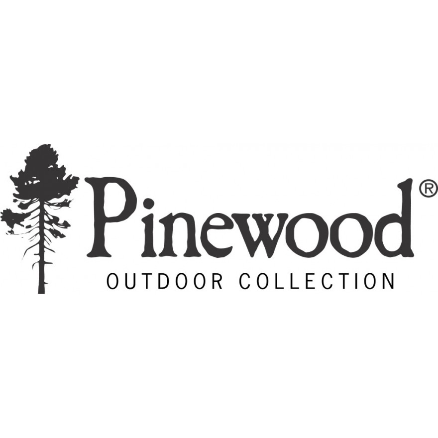 Pinewood Canvas Weste grün M