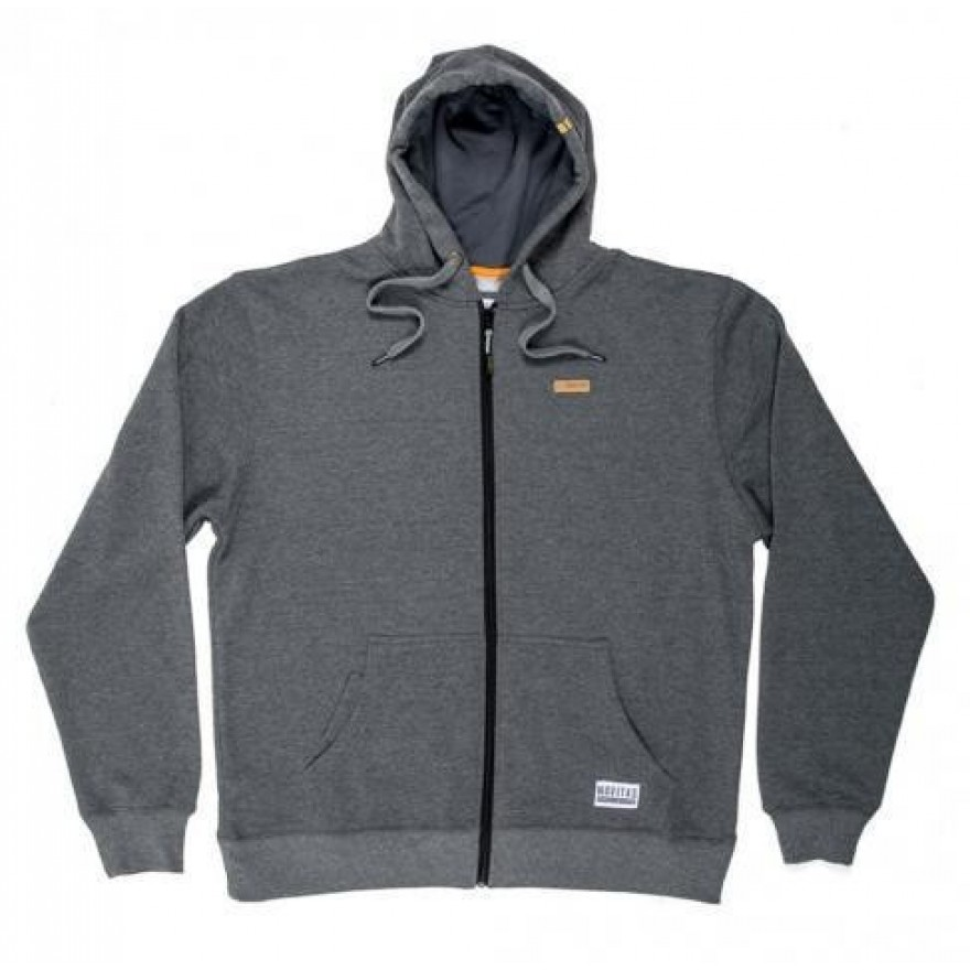 Navitas Low Key Zip Hoody Grey XL