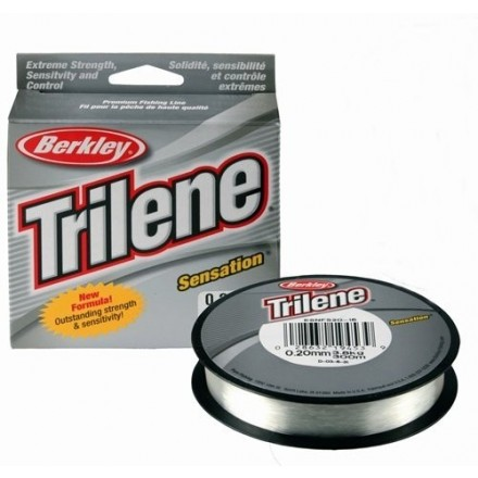 Berkley Trilene Sensation 0,18mm 2,7kg 300m clear