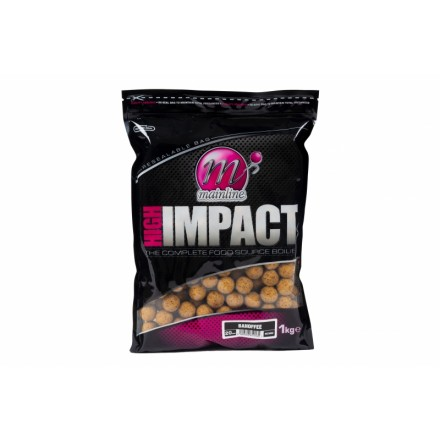 Mainline High Impact Boilies Banoffee 16mm 1kg