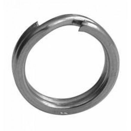 Black Cat Xtreme Split Ring 10mm 90kg