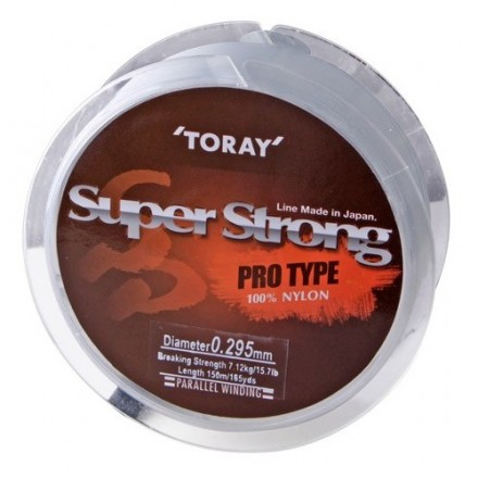Toray Super Strong Pro Type 0,240mm / 4,77kg 300m