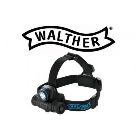 Walther Pro HL 11 Stirnlampe