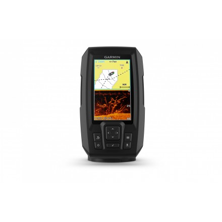 Garmin Echolot Striker PLUS 4 CV inkl. Geber