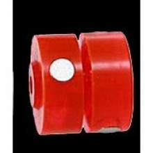 ATTs 4 Magnet Wheel Red