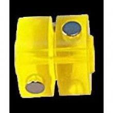 ATTs 4 Magnet Wheel yellow
