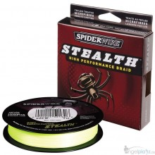 Berkley Spiderwire Stealth yellow 0,12mm 7,1kg 137m