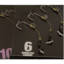 Korda Chod Rig short Gr.4 25lb barbless