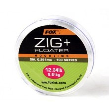 Fox Zig+ Floater Line 0,28mm 6,80kg