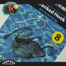 Carp'R'Us ATS Cranked Hook Gr.8
