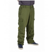 Navitas Lined Cargo Pant Green L