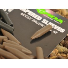 Korda Tapered Silicone Sleeve muddy brown