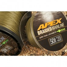 Korda Apex Braided Mainline 30lb 0,23mm 1200m