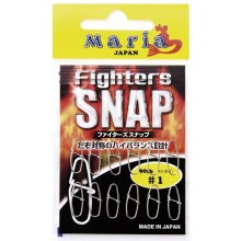 Maria Fighters Snap Größe 0