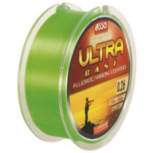 ASSO Ultracast green 1000m 0,24mm 8,4kg