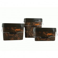 Fox Camo Square Bucket 10L