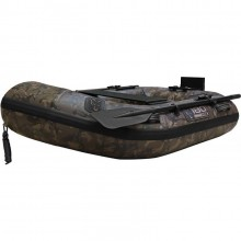 Fox 200 Inflatable Boat Camo mit Lattenboden