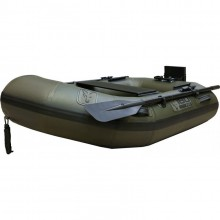 Fox 320 Inflatable Boat Green mit Aluminiumboden