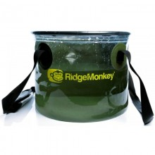 RidgeMonkey Perspective Collapsible Water Bucket 10L