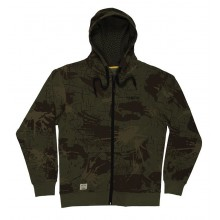 Navitas Low Key Zip Hoody Camo XL