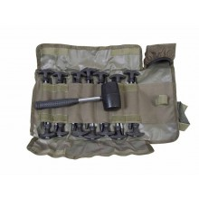 Avid Carp Supertough Bivvy Peg & Mallet Set