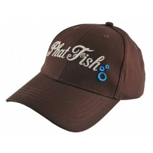 Phat Fish CAP brown