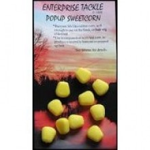 Enterprise Tackle Popup Sweetcorn Fluoro gelb