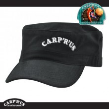 Carp'R'Us Cap Logon black
