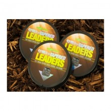 Korda Subline Tapered Leader 0,33mm - 0,50mm brown