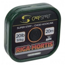 Carp Spirit Super Stiff Chod Hooklink Brown 25lb