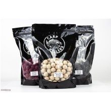 Carpkillers Boilie Black Fish & Garlic 1kg 24mm