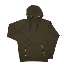 Fox Chunk Dark Khaki/Camo Pull Over Hoody Large