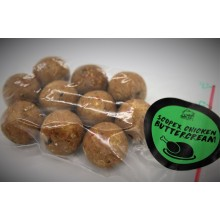 WATERCRAFT Boilies Scopex Chicken Buttercream PROBEPACKUNG